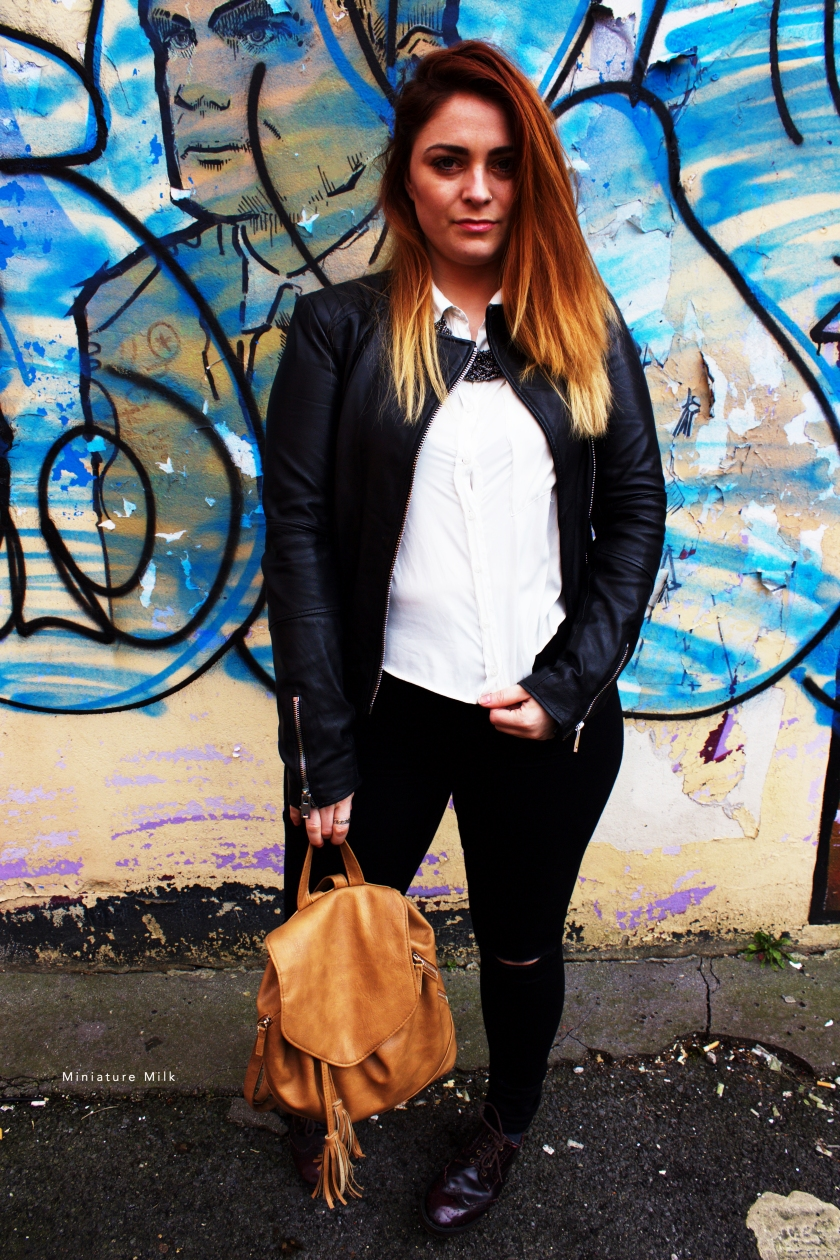 Outfit of the day zara primark