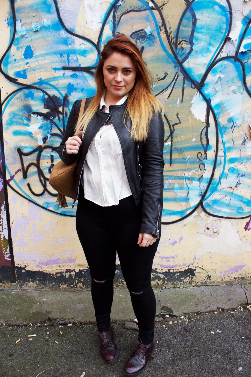 Ombre Hair how to Outfit of the Day