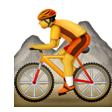 emoji cyclist