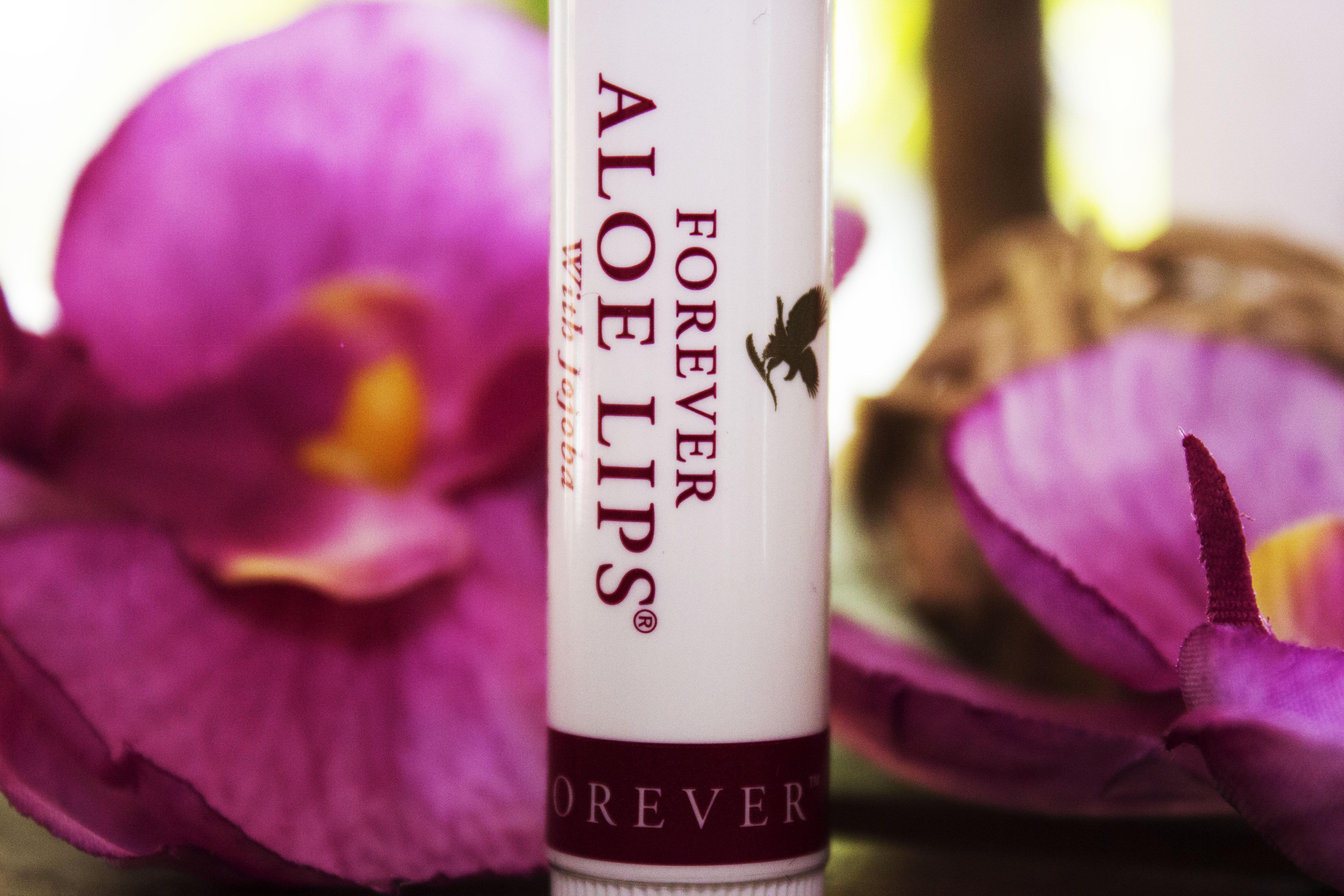 Forever Living Aloe Lips Skin Care Review