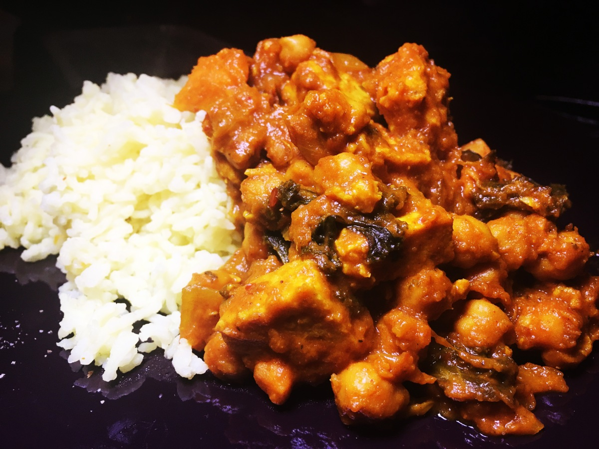 SUPERFOOD VEGGIE CURRY RECIPE