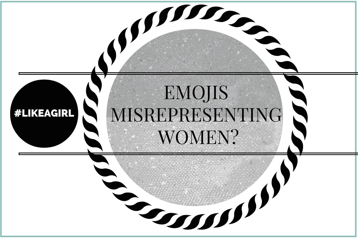 EMOJIS MISREPRESENTING WOMEN?