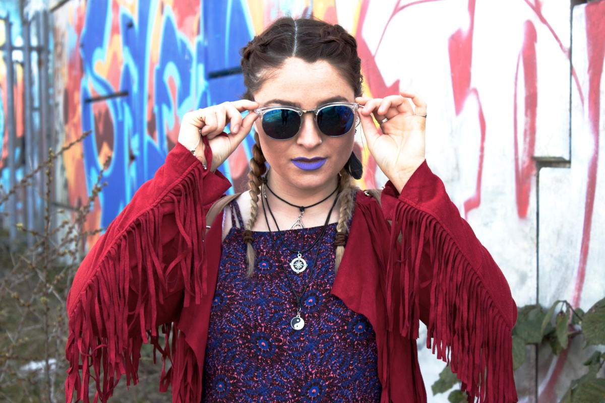 Fashion Blogger Quirky Outfit Ideas for Festivals