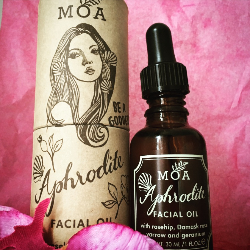 MOA Aphrodite Facial Oil Review
