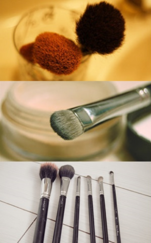 MAKEUP BRUSHES WHAT TO BUY