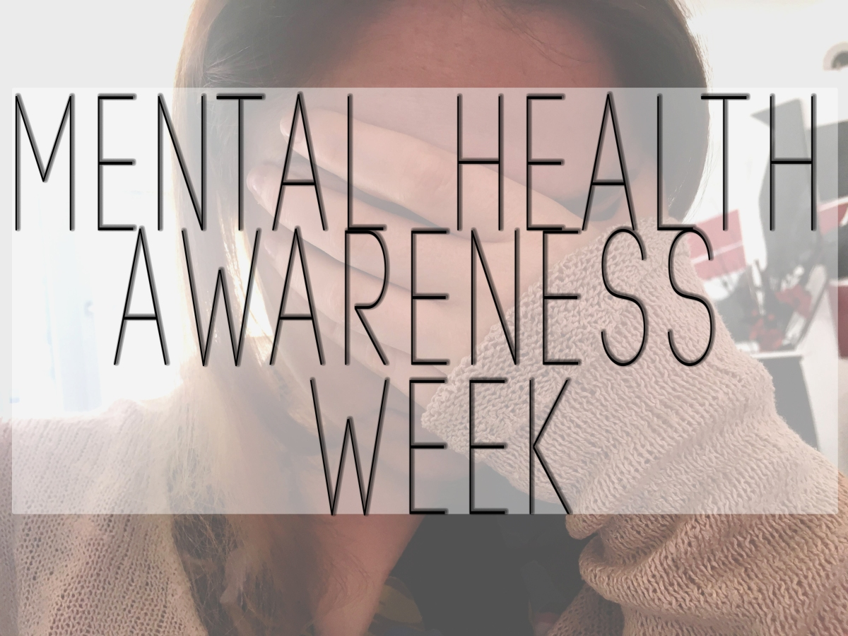 TAKE THE STEPS TO BECOME CONFIDENT – MENTAL HEALTH AWARENESS WEEK