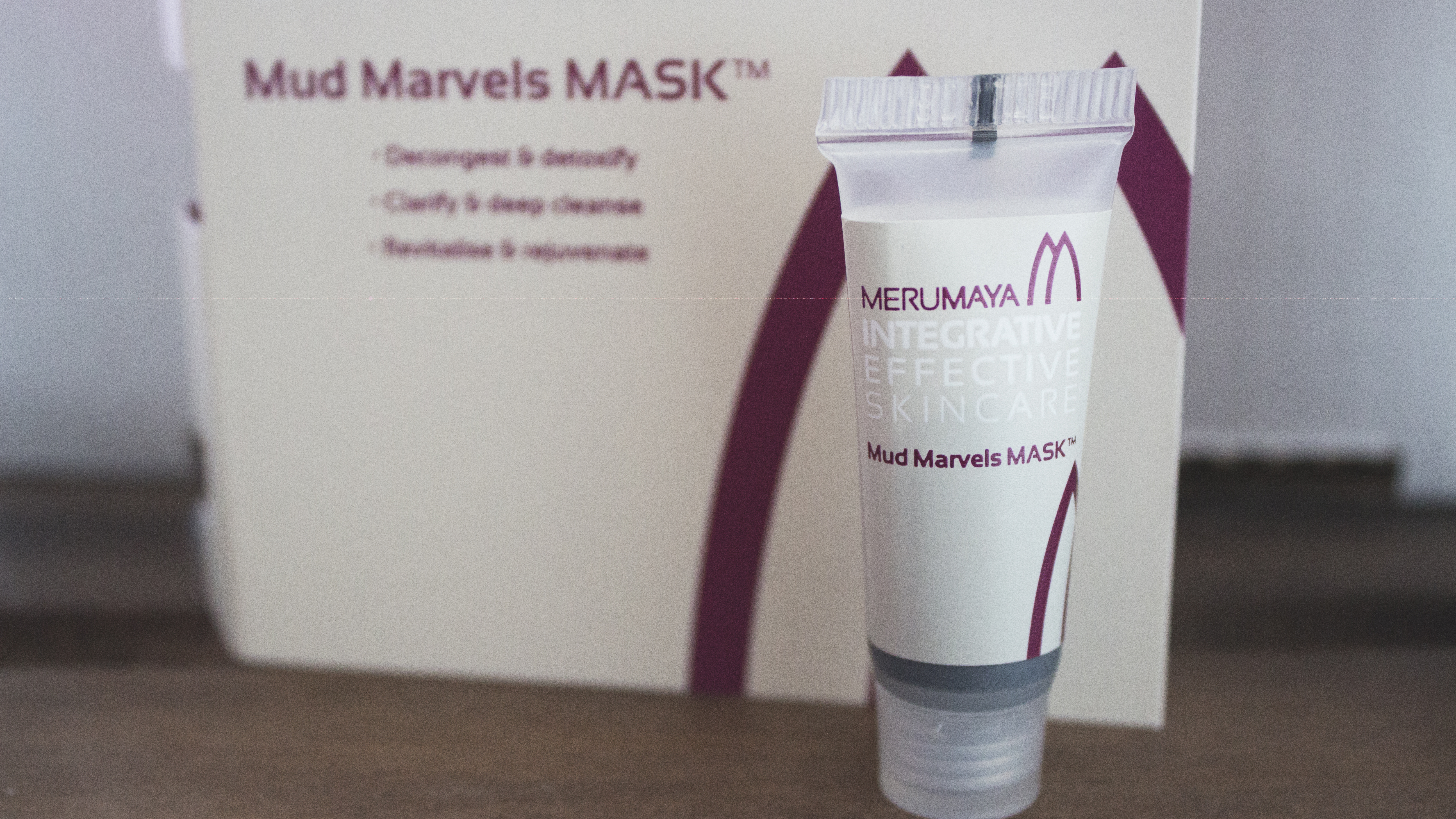Merumaya Mud Marvels Mask Review