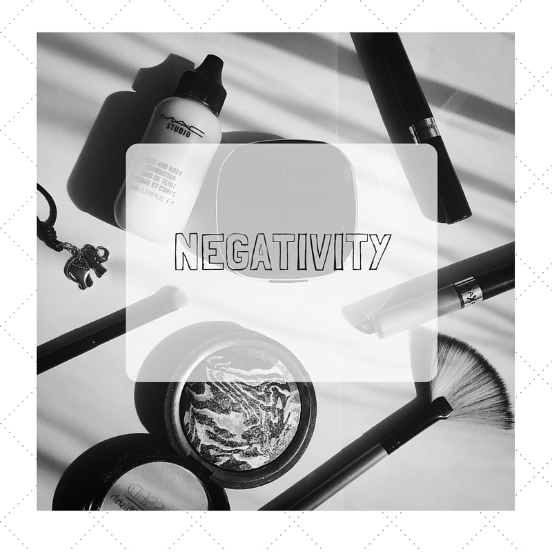 Banish Negativity - How to be a more positive person